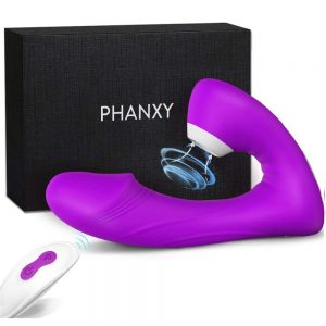 Phanxy Clitoral Sucking Vibrator (Best for Clit) Best Vibrating Dildos