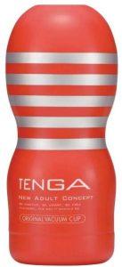 TENGA Original Men Masturbation Vacuum Cup